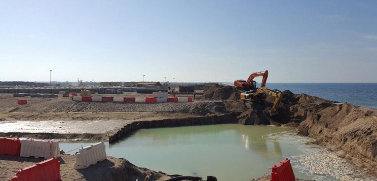 Marine Construction Oman