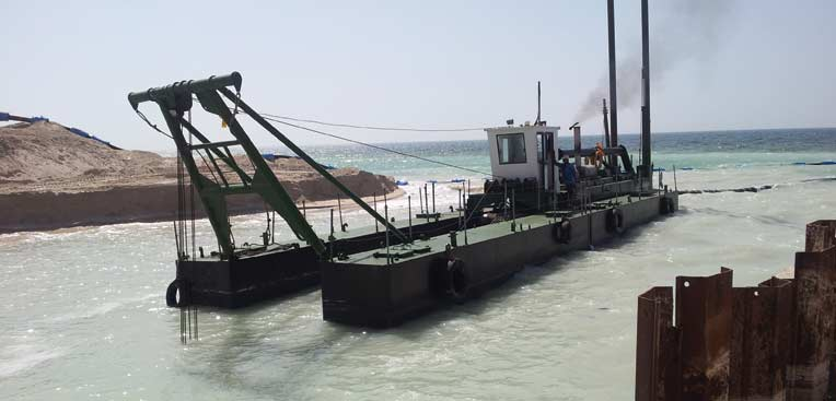 Dredging Company in Oman