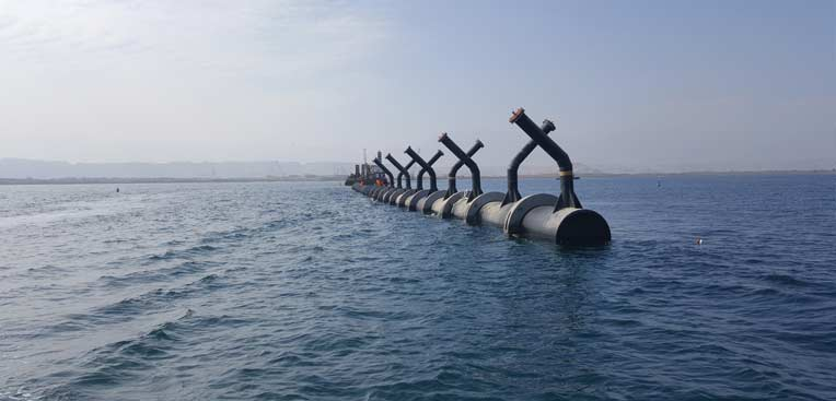 Offshore Pipeline Installation