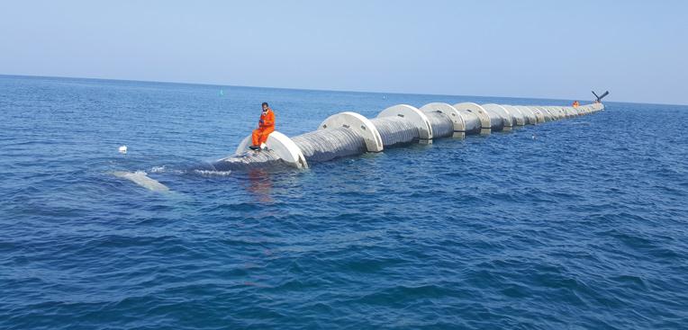 Desalination Plant company Oman