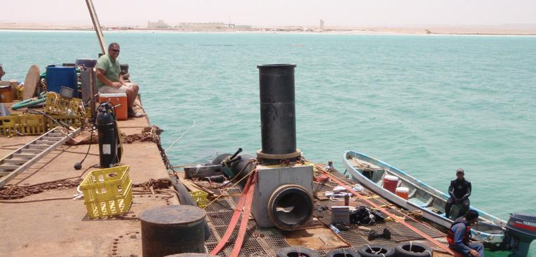 Seawater Intake System at Duqm Desalination Plant